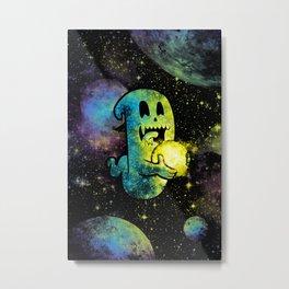 Space Ghost 4.0 Metal Print