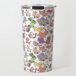 Baby Animals Travel Mug