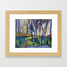 Marticville Framed Art Print