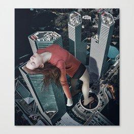 Sleepytime Canvas Print