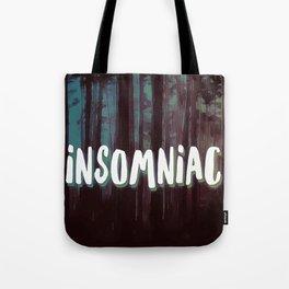 Insomniac Forest Tote Bag