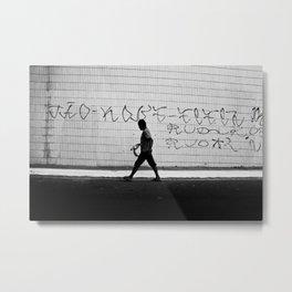 Metropolis - II Metal Print