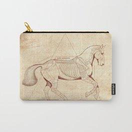 Da Vinci Horse: Canter Carry-All Pouch