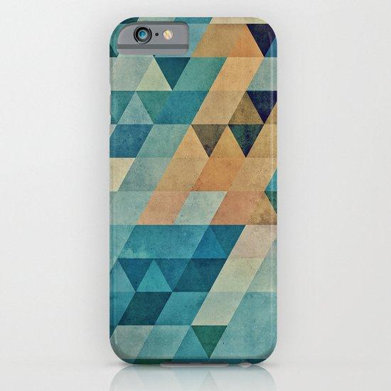 vyntyge pwwdr iPhone & iPod Case
