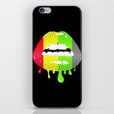Peace n Love iPhone & iPod Skin