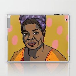 Maya Angelou Laptop & iPad Skin