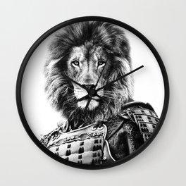 the last samurai #2 Wall Clock