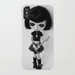 Melinda Rock iPhone Case