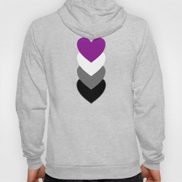 Asexuality in Shapes Hoody