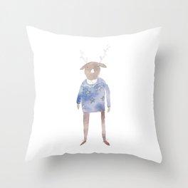 Donner Throw Pillow