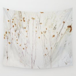 little flower Wall Tapestry