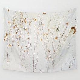 little flower Wall Tapestry