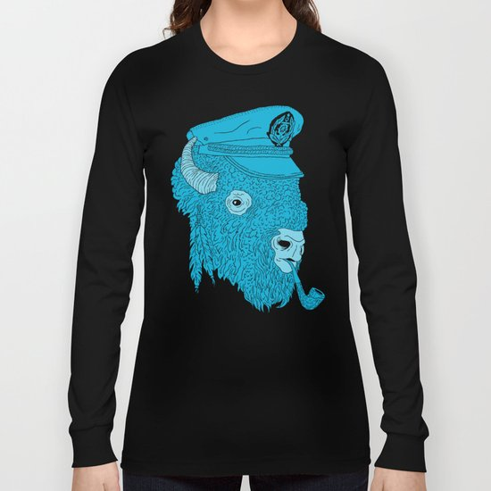 Buffalo Captain Long Sleeve T-shirt