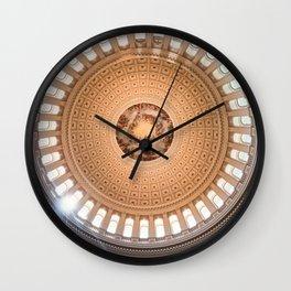 The Apotheosis of Washington - Washington DC Wall Clock