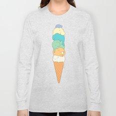 Melting Long Sleeve T-shirt