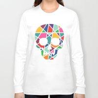 faith Long Sleeve T-shirts featuring Faith by Andy Westface