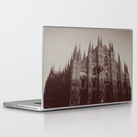 milan Laptop & iPad Skins featuring Milan Duomo, Milan by Albert Tjandra