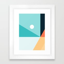 Geometric 1710 Framed Art Print