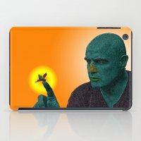 apocalypse now iPad Cases featuring Apocalypse Now Marlon Brando by CultureCloth