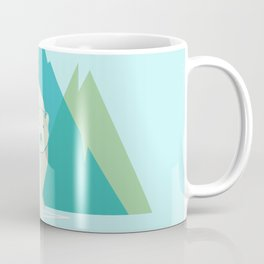 Polar Bear North Pole Arctic Animal Coffee Mug