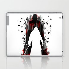 I will finish what you started Laptop & iPad Skin