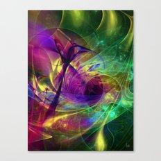 Zazium Canvas Print