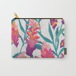 Ginger Pattern Carry-All Pouch