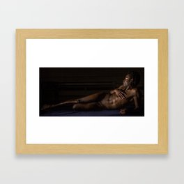 The Rightful Framed Art Print