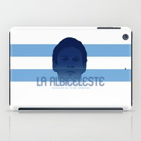 argentina iPad Cases featuring Argentina by Skiller Moves