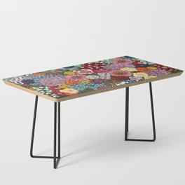 Amsterdam Flowers Coffee Table