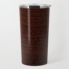 Dark oak material Travel Mug