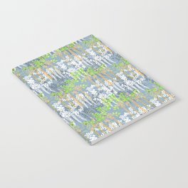 Beautiful Floral pattern Notebook