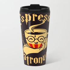 Espresso Patronum Metal Travel Mug