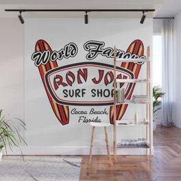 World Famous Ron Jon Surf Shop Cocca Beach Florida Wall Mural