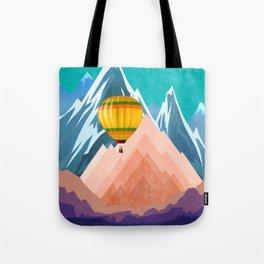ADVENTURE XIX Tote Bag