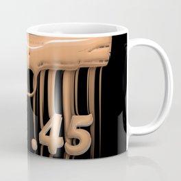Peach .45 Coffee Mug