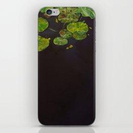 Water meditation II iPhone Skin