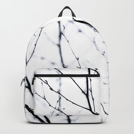 Winter Silhouettes 3 Backpack