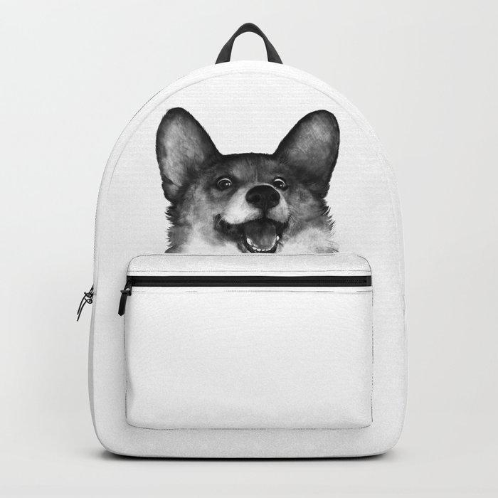 Corgi Backpack