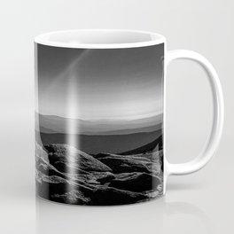 Black and White Moosilauke  Coffee Mug