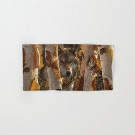 Wolf - The Guardian Hand & Bath Towel