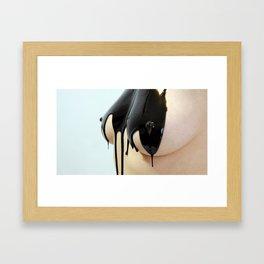 light sweet Framed Art Print