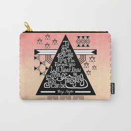 Be amazing Carry-All Pouch
