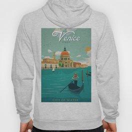 Vintage poster - Venice Hoody