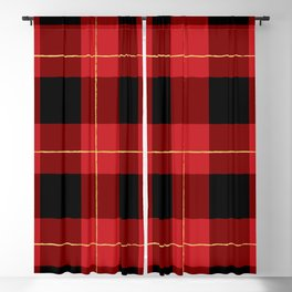Canadian eh! Blackout Curtain