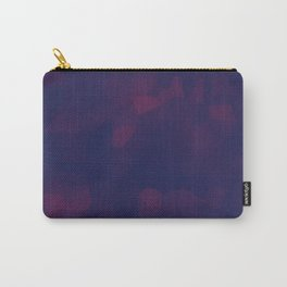 Cellular Level (Blue/Purple Ver.) Carry-All Pouch