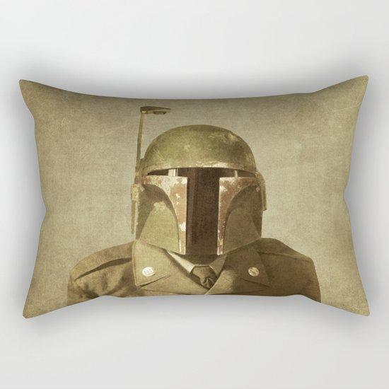 General Fettson  - square format Rectangular Pillow