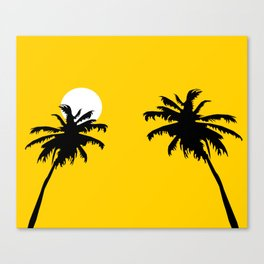 This is Summer Canvas Print