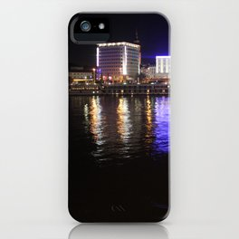 Linz Nights iPhone Case