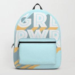 Girl Power Backpack